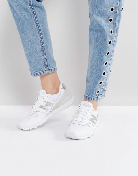 New Balance - 996 - Weiße Sneaker - Weiß