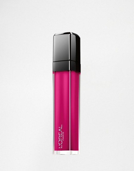 L'Oreal - Infalliable Mega Lip Gloss - Flüssiger Lippenstift - Rot