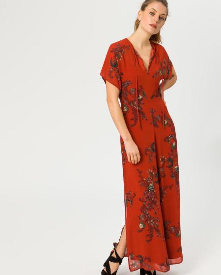 IVY & OAK: Bohemian Maxi Dress
