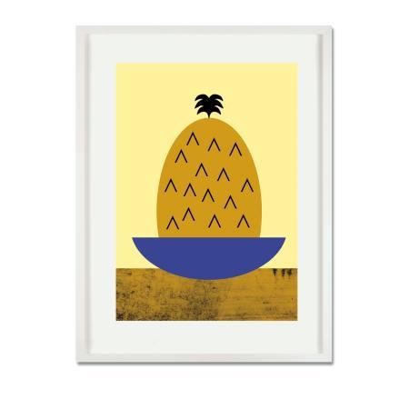 Carolin Loebbert: Pineapple
