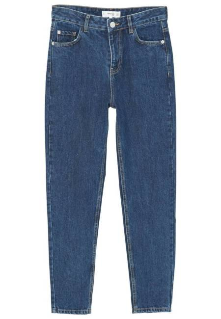 Mango: MOM1 - Jeans Relaxed Fit - blue