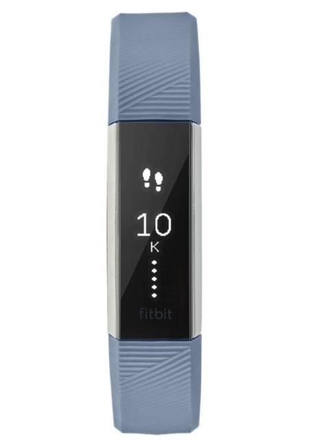 Fitbit: ALTA HR - Digitaluhr - blue gray