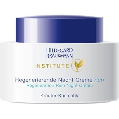 HILDEGARD BRAUKMANN: Institute Regenerierende Nachtcreme rich, 50ml