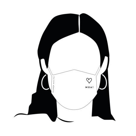 Maison Hēroïne: Hēroïne Maske - Heart