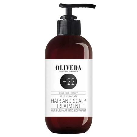 Oliveda: H22 Kur für Haar und Kopfhaut - Regenerating , 200ml