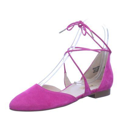 Paul Green Ballerinas lila/pink 0064-3399-274/Ballerina 35,5