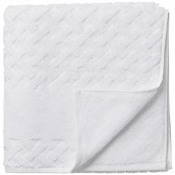 Laurie towel white 100x50 cm.