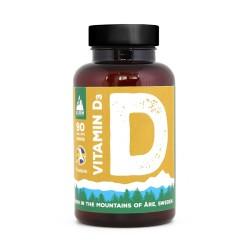 KLEEN Vitamin D3 - 2500 IE - 90 kapslar