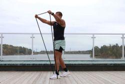 Flowband träningsband - 2 pack