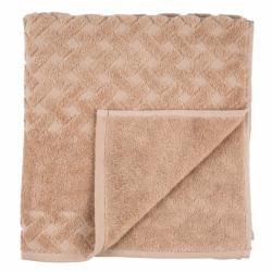 Laurie towel rugby tan 140x70 cm.