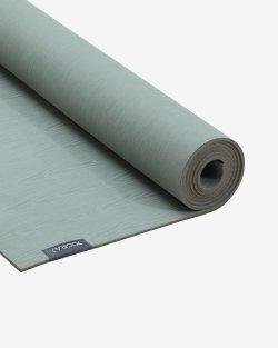 Yogamatta Organic Lite mat 4 mm - Yogiraj - Moss Green
