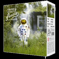 Pussel: Astronaut
