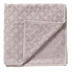 Laurie towel cloud grey 140x70 cm.