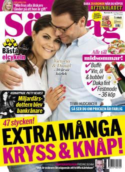 Aftonbladet Söndag - 10 nr för 199 kr