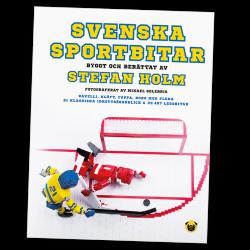Svenska sportbitar – byggt och berättat av Stefan Holm
