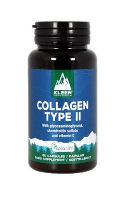 KLEEN Collagen Type II 60 capsules