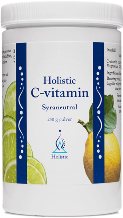 C-vitamin Syraneutral 250 g