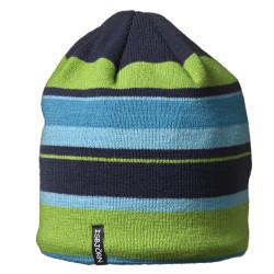HAWK Knitted Cap - Grön botten