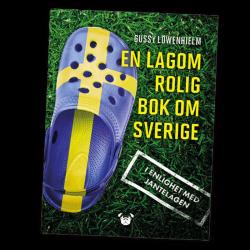 En lagom rolig bok om Sverige