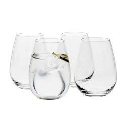 Karlevi vattenglas 4-pack, 33 cl