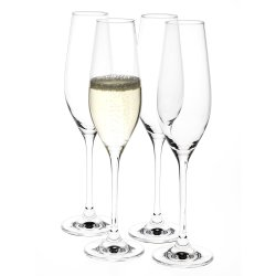 Karlevi champagneglas 4-pack, 4-pack