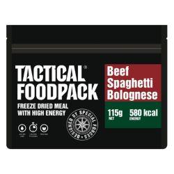 Spaghetti Bolognese (nötkött) - Tactical Foodpack