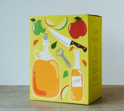 Ciderkit - volym 3-5 liter