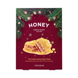 ITS SKIN Honey Sheet Mask Vinterspecial 5-pack