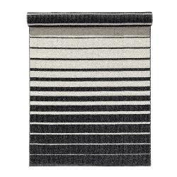 Fade matta svart, 80x200 cm