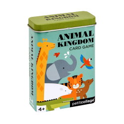 Kortspel: djurriket