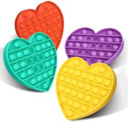 Popit Fidget toy Hjärta