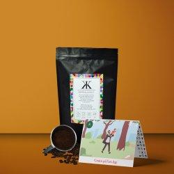 Fars dag present - Presentkort på Lyxkaffe direkt i brevlådan