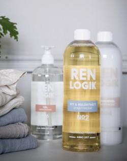 Tvättpaket! veganskt, miljömärkt, snygg design & god doft