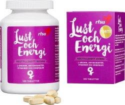 Lust & Energi för kvinnor