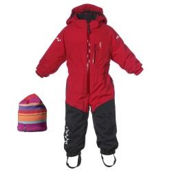 PENGUIN Vinter Overall - Röd