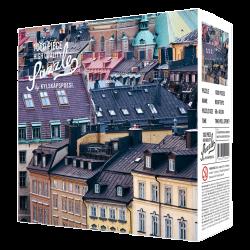 Pussel: Stockholm