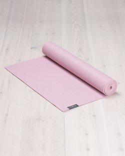 Yogamatta All-round yoga mat, 4 mm - Yogiraj - Heather Pink