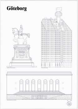 Göteborg Landmarks