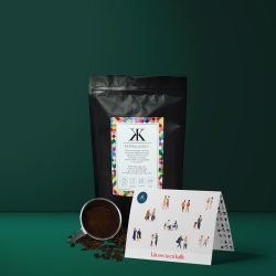 Presentkort på Lyxkaffe direkt i brevlådan
