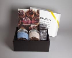 Chokladfabrikens Baka hemma-kit