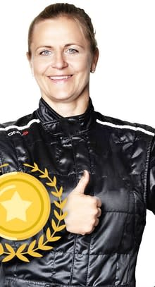 Personlig video-hälsning från Tina Thörner