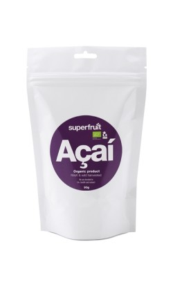 Acai Powder 90g - EU Organic
