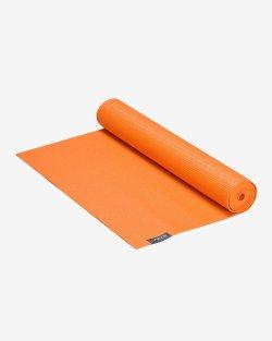 Yogamatta All-round yoga mat, 4 mm - Yogiraj - Cloudberry Orange