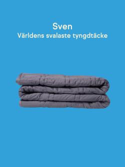 Qoali Tyngdtäcke Sven