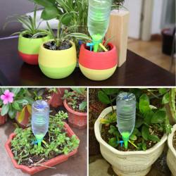 Automatisk blomvattnare grön