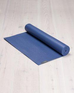 Yogamatta All-round yoga mat, 4 mm - Yogiraj - Blueberry Blue