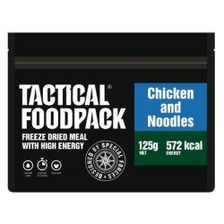 Nudlar med kyckling - Tactical Foodpack